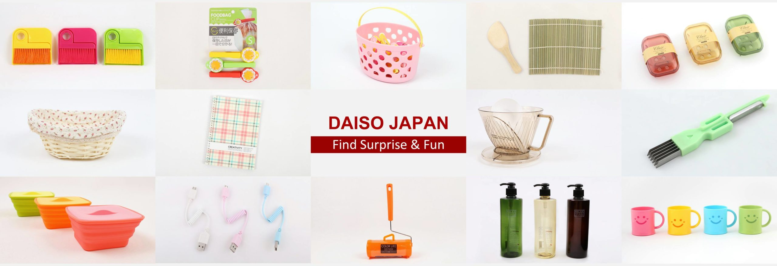 Daiso Products